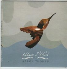(FI305) Aaron Thomas, Made of Wood - 2010 DJ CD
