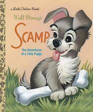 Scamp Little Golden Book