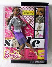 """AA/Black Mattel """"So In Style"""" 2014 GRACE Fashion Head to Toe Doll Set by Barbie"""