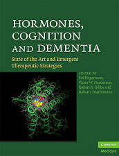 Hormones, Cognition and Dementia: State of the Art and Emergent Therapeutic Stra