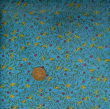 Il quilting Bug per Henry glass 1543/13 BLU 100% Cotone Fat Quarter