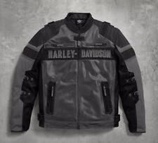 """Orig. Harley-Davidson Funktionsjacke """"CODEC"""" Textil MESH *97141-17VM/000L* Gr. L"""