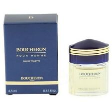 Mini Boucheron Pour Homme by Boucheron .15 oz EDT Cologne for Men Tester