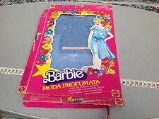 Barbie Abito Barbie Moda Profumata'80 Dress Fashion Clothes Outfit Moc