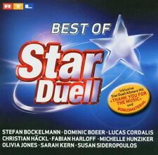Star Duell-Best of (RTL, 2004) Michelle Hunziker, Susan Sideropoulos, Dom.. [CD]