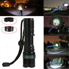 3000lm CREE XM-L Q5 LED Zoomable Bike Front Light Flashlight Torch Lamp 3 Mode