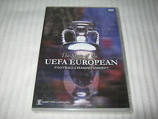 The Story Of The UEFA European - Football Championships - Brand New & Sealed DVD
