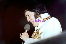 ELVIS PRESLEY IN MEXICAN SUNDIAL SUIT TCB RING LARGO MD 5/22/77 PHOTO CANDID #3