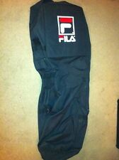 Vintage Fila Gym Bag / Duffle Bag - Sport Equipment Athletics Team