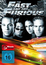 DVD * THE FAST AND THE FURIOUS (1) # NEU OVP +
