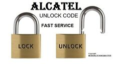 UNLOCK CODE Virgin EE VODAFONE Alcatel 20.12 Alcatel 2012G Mobile Phone ARGOS