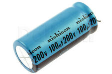 High Temp Electrolytic Capacitor 200V 100uF