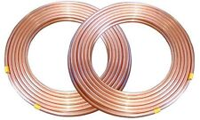 """BARGAIN !!. 8mm ( 5/16"""")  COPPER PIPE """"SOLD BY THE MTR"""""""