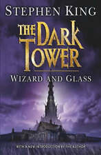 The Dark Tower: Wizard and Glass v. 4, King, Stephen Paperback Book