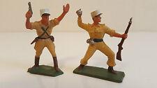 2 figurines de légionnaires Starlux (1)