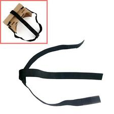 DIY Glasses Head Mount Strap For Google Cardboard Virtual Reality 3D Glass