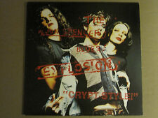 THE JON SPENCER BLUES EXPLOSION CRYPT-STYLE! LP '92 CR-029 ALT GARAGE ROCK MINT-