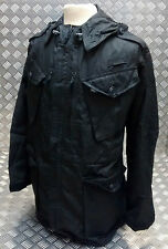 Genuine British Forces Soldier 95 Black Ripstop Combat / Field Jacket SAS - NEW