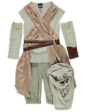 BRANDNEW / UNWORN ( STAR WARS REY COSTUME ) Size 7-8  FOR THE BOYS
