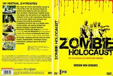 DVD ZONE 2 ZOMBIE HOLOCAUST VERSION NON CENSURÉE  Ian McCulloch
