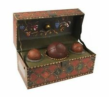 Harry Potter: Collectible Quidditch Set NEW