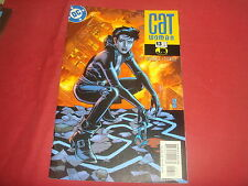 CATWOMAN Vol. 3  #13  Ed Brubaker  DC Comics 2003  - NM