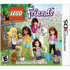 LEGO Friends GAME Nintendo 3DS 3 2 2DS **FREE SHIPPING!!