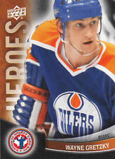 11-12 Upper Deck Wayne Gretzky National Hockey Card Day Canada