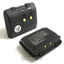 2 X BP-217 7.4V 1400 mAh Li-ion Battery for ICOM IC-80AD 91A 91AD T90 T90A