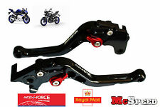 YAMAHA YZF R125 MT-125 2014-2016 Short Adjustable Brake & Clutch CNC Levers