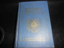1924 HOEPLI GHERSI ITALO RICETTARIO DOMESTICO ENCICLOPEDIA MODERNA PER LA CASA