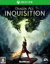 NEW XBOX ONE Game    Dragon Age: Inquisition French and/or English Edition