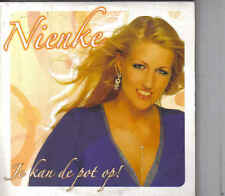 Nienke  de Ruiter-Je Kan De Pot Op cd single