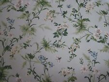 "SANDERSON CURTAIN  FABRIC DESIGN   ""Primrose Hill"" 6 METRES EGGSHELL & CREAM"