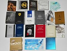 20 Men's Cologne Samples Lot Versace Cartier A*men 1 Million Azzaro Calvin Klein