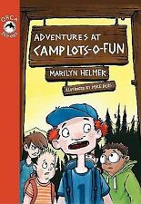 Adventures at Camp Lots-o-Fun (Orca Echoes) by Helmer, Marilyn