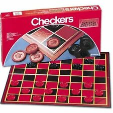 Checkers Board Games by Pressman Toy NEW Free Shipping