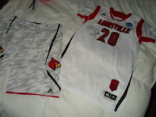 Blackshear 2012-13 Louisville Cardinals NCAA Tourney Authentic Used Jersey !
