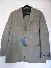 NWT $895 POLO RALPH LAUREN  WOOL BLAZER  SZ 44R, MADE IN ITALY