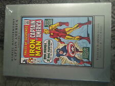 MARVEL COMICS MARVEL MASTERWORKS CAPTAIN AMERICA VOL 1 HARDBACK BOOK NM