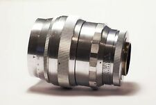 Rare Silver Helios 85mm f1.5 Lens *Best Portrait Lens *Swirly Bokeh *With M42