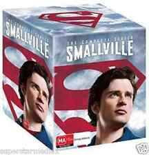 Smallville - Complete Series : Seasons 1 - 10 : NEW DVD