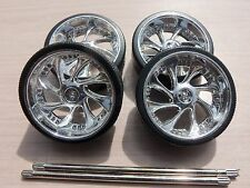 IMPORT RACER 1/24 SCALE GENUINE WHEELS FOR REPAIRING FITS NISSAN Z