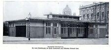Betriebsgebäude Babenbergerstrasse  (Wiener Straßenbahn) von 1911