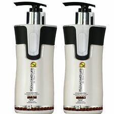 Brazilian Keratin Cure Hair Chocolate Shampoo Conditioner Sulfate Free 300ml