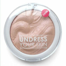 MUA Makeup Academy Undress Your Skin evidenziare Polvere Rosa Shimmer 7.5 g