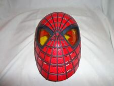 SPIDERMAN Electronic Talking HERO FX Mask Adjustable Mask Toy Sound Glow Eyes