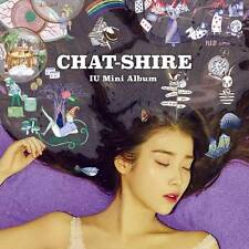 IU 4TH MINI ALBUM [ CHAT-SHIRE ]  CHAT SHIRE NEW KPOP