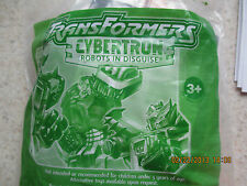 BURGER KING   ~ COLLECTIBLE TOY ~  TRANSFORMER ~ CYBERTRON  2005