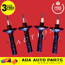 HYUNDAI EXCEL X3 FRONT & REAR SHOCK ABSORBERS 6/97-00